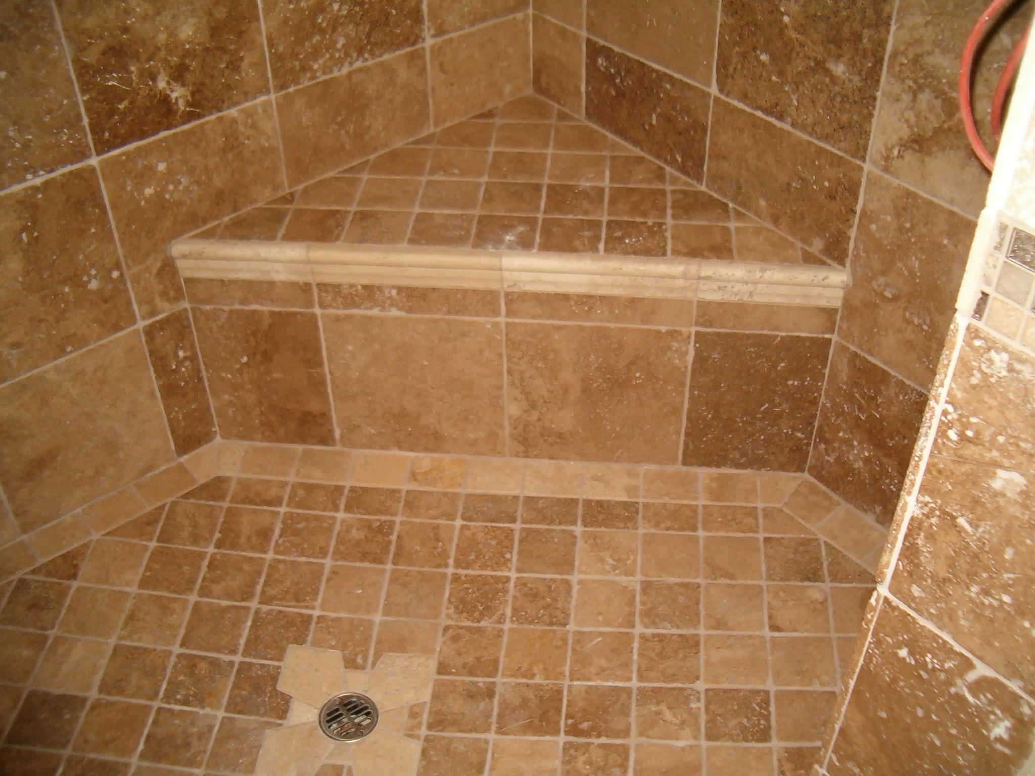 Small Corner Shower Seat | Home design ideas